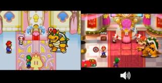 『マリオ&ルイージRPG1 DX』、GBA版と3DS版を比較した映像が公開!