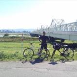 『長生橋から寺泊へサイクリング』の画像