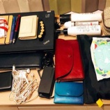 『荷物の中身・泊まり出張ver:2018年08月31日』の画像