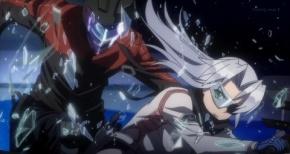 【トリアージX -イクス-】第1話 感想 バイクガンアクションとおっぱいインフレ
