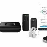 『世界初!!充電式耳あな型補聴器!!【スターキー】耳かけ型、耳あな型「Livio Edge AI(リビオエッジエーアイ)」【新製品情報】』の画像