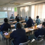 『12/12 名古屋支店 安全衛生会議』の画像