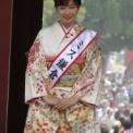 第55回鎌倉まつり2013 その32(ミス鎌倉2013・小野麻子)