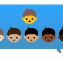 【アメリカ/IT】絵文字の肌の色が多様化、黒人や白人も【画像】