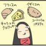 どこの国の食べ物?
