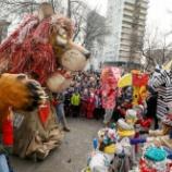 『春のお告げ:厳しく寒い冬を見送るロシアの祭り「マースレ二ツァ」』の画像