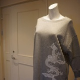 『KEITA MARUYAMA(ケイタマルヤマ)ドラゴン刺繍ワンピース』の画像