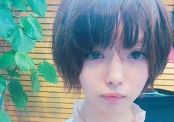 ショートカットの市川美織ちゃん(23)が大人っぽくて可愛すぎる!