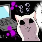 とにかく常に愛されていたい元野良子猫、やきもちを妬いた結果…
