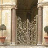 『ローマ郊外の庭』の画像