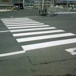 横断歩道で停止しない運転手は3ヶ月以下の懲役か5万円以下の罰金 知ってた?