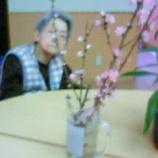 『今日のグループホーム(桃開花)』の画像
