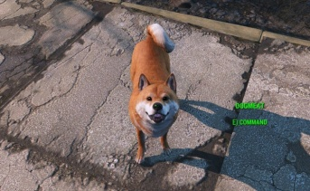 Fallout4 4月の新クリエーションで柴犬がリリース!