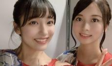【乃木坂46】美女コンビ爆誕!