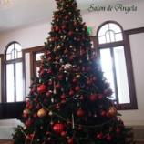 『【Salon de Angela様】藤田記念庭園洋館クリスマス装飾のご案内』の画像