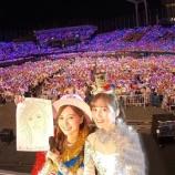 『【乃木坂46】神宮でいくちゃんが描いたまいやん似顔絵&2ショットがついに公開wwwwww』の画像
