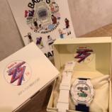 『BABY-G 25周年記念 限定モデル!!』の画像