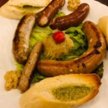 『ドイツ料理を求めて、ドイツ人店主と日独友好、次はイタリア抜きでやろうぜ! #ネトウヨ安寧』の画像
