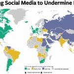 【動画】中国、インターネットの自由度に関する報告書、3年連続世界ワースト1位 [海外]