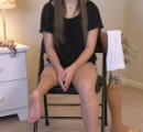 型破りで画期的な手術 右脚を180°反対に取り付けた15歳少女。ダンスも可能