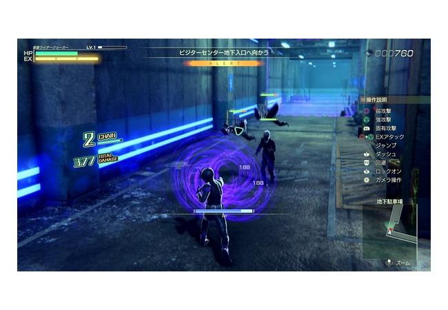 【動画】『仮面ライダー memory of heroez』の序盤プレイ動画が公開