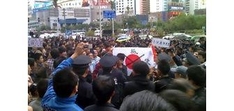 中国デモ「多党制を導入せよ」「住宅が高すぎる」いよいよ始まった政府批判 革命か