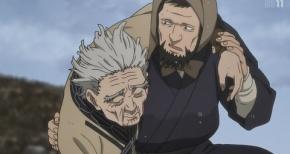 【ゴールデンカムイ】第32話 感想 幕末を生きた人斬り【3期】