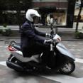 会社にスクーターで通勤するのってOK?