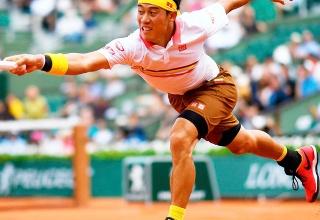 【テニス】恋人・観月あこに接触禁止令「錦織圭」を待ち受ける壁