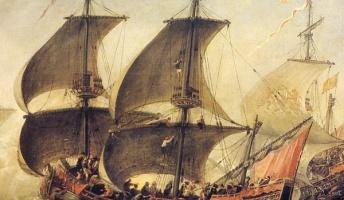 大航海時代のヨーロッパに生まれたかったよな。海賊と戦ったり、未知の秘境を探検したり