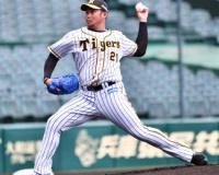 【阪神】岩田、2軍戦6回途中4失点降板 今季ワーストタイ