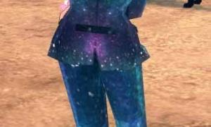 星の欠片スーツ、ダブルブレステッドスーツスSEそっくり