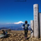 『塔ノ岳・1.491M』の画像