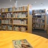 『本は買わずに図書館で借りるようにします』の画像