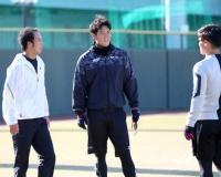 【阪神】坂本、術後初キャッチボールに「良い感じです」