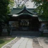 『【動画】小岩神社 撮影の Before after OSMO Mobile ありなし。』の画像