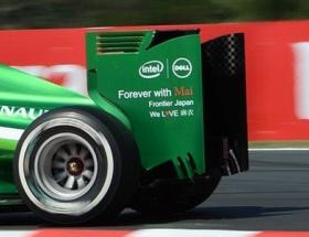 F1ドライバーの小林可夢偉に謎のスポンサー「麻衣ちゃん」