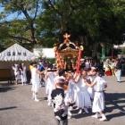 『温泉神社大祭お上り』の画像