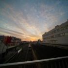 『新製品:LAOWA9mmF5.6の試写~四街道駅から見た日没 2020/11/25』の画像