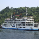 『桜島フェリー 第十五櫻島丸 チェーリークイーン』の画像