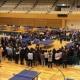 先日、300人以上のレディース講習会を開催!! 300人以上の方の大きな講習会は、輪を描くので、ドーナツ型講習会と名付けてます^_^