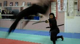 「女忍者・くのいち」報道にイラン政府が激怒、取材受けた女性らも通信社を提訴(画像あり)