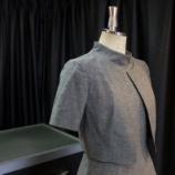 『受注会 半袖ジャケット』の画像