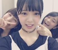 【欅坂46】平手友梨奈がチョーカー集めにハマる!チョーカーを付けた平手と石森&土生との3ショットが幸せな気分にさせてくれる