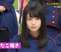 【欅坂46】ねる、タコ焼き嫌いじゃなかったっけ!?女優魂かwwwwww