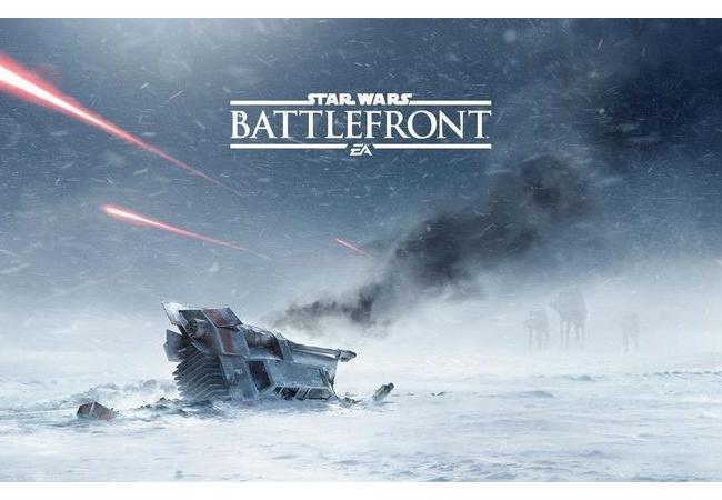 『Star Wars: Battlefront』対応プラットフォームはPC/PS4/Xbox One―公式Twitterで発表