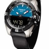 『Tissotの最新モデル!!T-タッチ エキスパート ソーラー』の画像