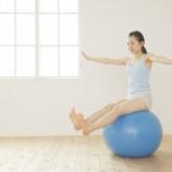 『少なくなる筋肉で体を支え続けるためには?』の画像
