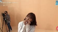 ユジンが「アイドルルーム」収録中のVLIVEに登場 スペシャルMCを担当