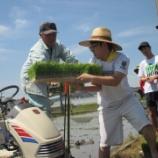 『【北九州】田植えの農業体験』の画像